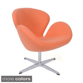 Swan Cashmere/ Wool Chair
