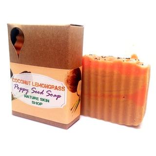 Coconut Lemongrass Natural Soap