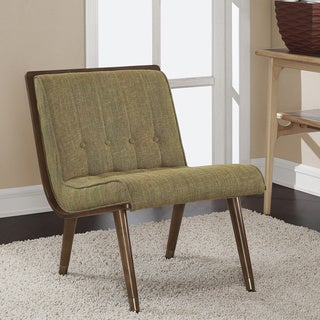 Scoop Guacamole Wood Chair with ShieldKleen