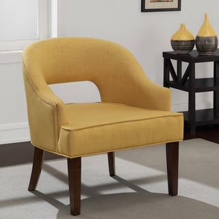 Window French Yellow Chair with ShieldKleen