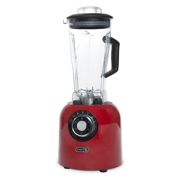 Dash DPB500RD Red 1400-watt Chef Series Digital Blender