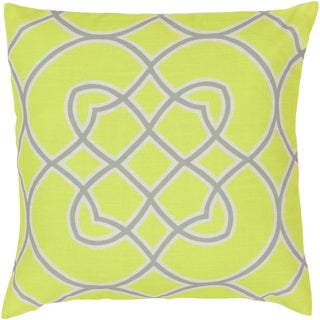 Decorative Hetfield 22-inch Poly or Down Filled Throw Pillow