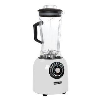Dash DPB500WH White 1400-watt Chef Series Digital Blender