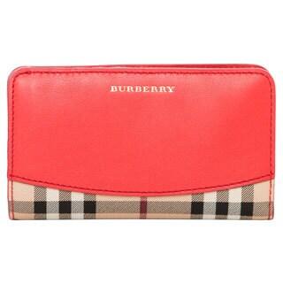 Burberry Haymarket Panels Cowley Wallet