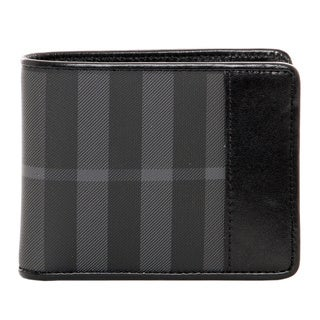 Burberry Brit Check Hip Fold Wallet