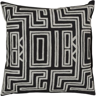 Decorative Chandler 22-inch Poly or Down Filled Throw Pillow