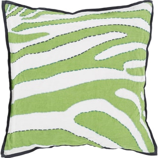 Decorative Danelli 22-inch Poly or Down Filled Throw Pillow