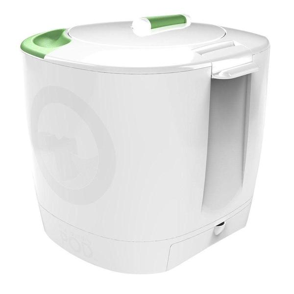 The Laundry Pod LP001WHT White Compact Portable Washer