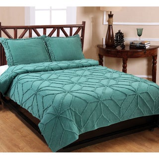 Jovi Home Sierra Seamist 2-piece Coverlet Set