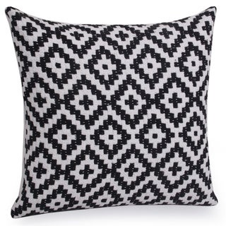 Jovi Home Modena Hand-woven 20-inch Decorative Pillow Cover