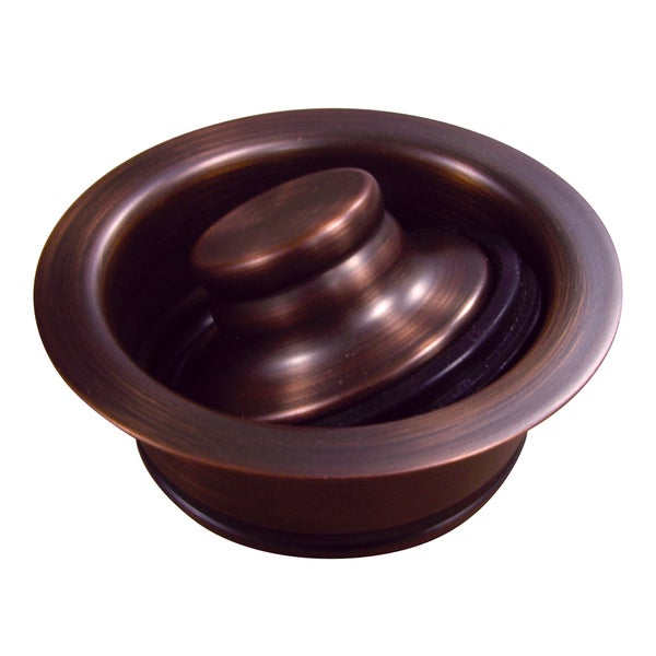 Electroplated Copper Finish Garbage Disposal Stopper