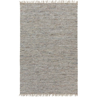 Papilio : Hand-Woven Lynne Stripe Reversible Rug (5' x 8')