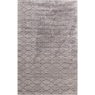 Papilio : Hand-Loomed Joann Solid Bamboo Rug (8' x 10')