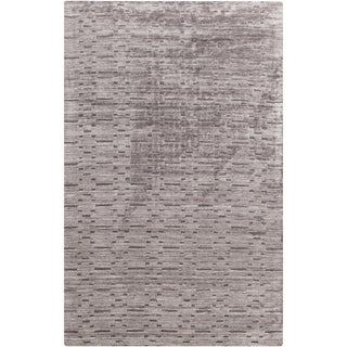 Papilio : Hand-Loomed Joann Solid Bamboo Rug (9' x 13')