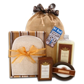 Alder Creek Autonomy Burlap Spa Gift Bag