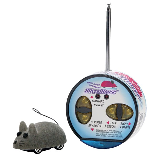 Ethical Pet Micro Mouse Remote Control Cat Toy 14967459
