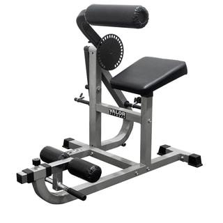 Valor Fitness DE-5 Ab/ Back Machine