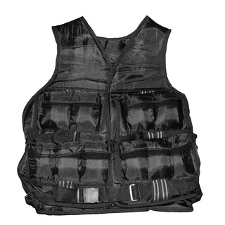 Valor Fitness EH-20 20-pound Weight Vest