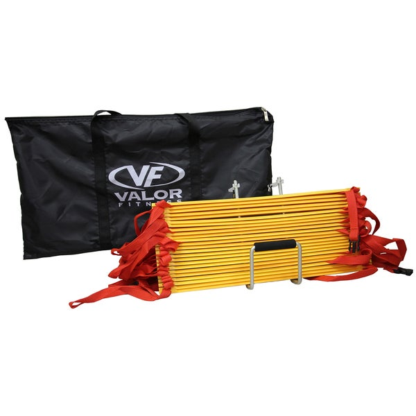 Valor Fitness EL-Ladder Agility Training Ladder