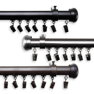Edison Cordless Traverse Rod