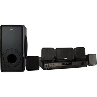 RCA RT2906 5.1-channel Home Theater Surround Sound System (Refurbished)