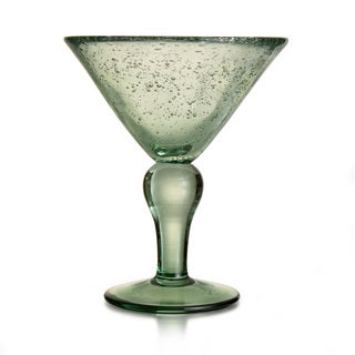 Style Setter Riley Green Martini Glasses (Set of 4)