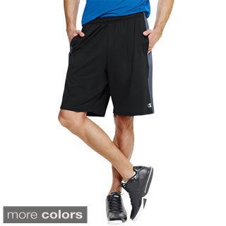 Champion Men's PowerTrain PowerFlex Solid Shorts