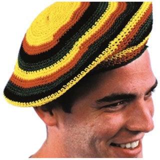 Rasta Tam Knit Hat