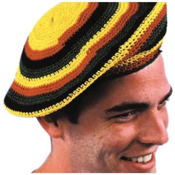 Rasta Tam Knit Hat