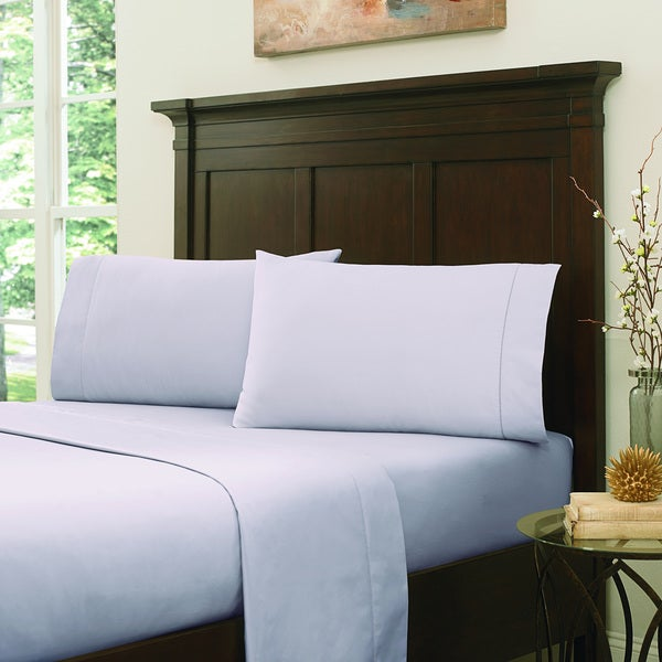 Crowning Touch by Welspun 800 TC Wrinkle-resistant Flexi Fit Egyptian Cotton Sheet Set