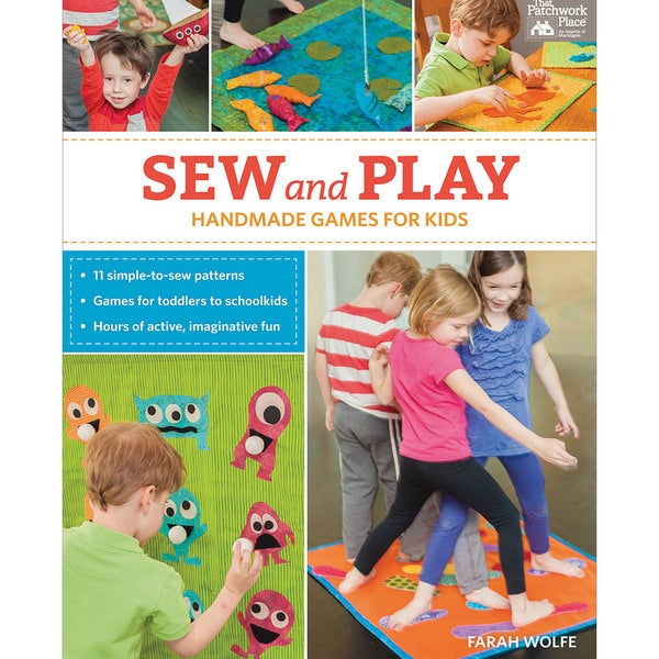 That Patchwork Place-Sew And Play