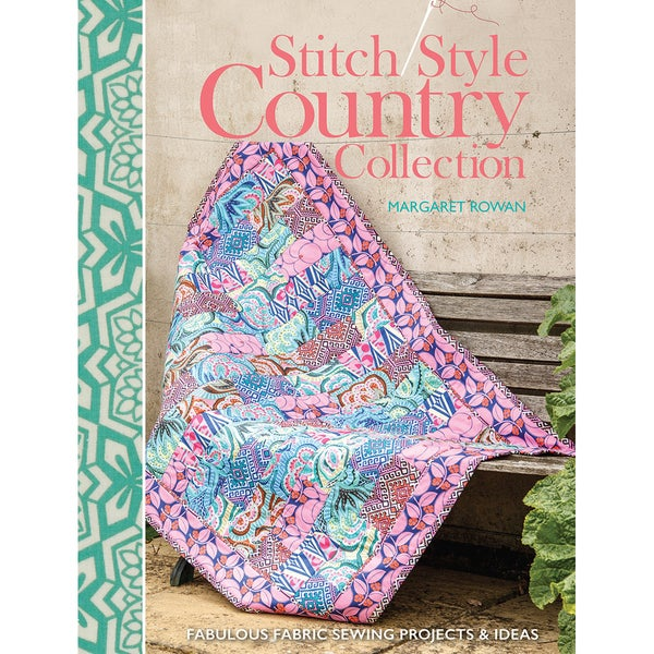 David & Charles Books-Stitch Style Country Collection