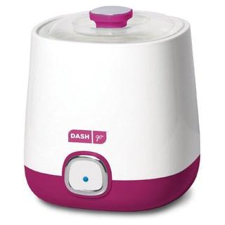 Dash DSY101PNK Pink Bulk Yogurt Maker
