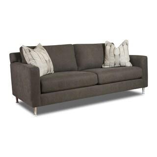 Bauhaus John Collection Pewter Sofa