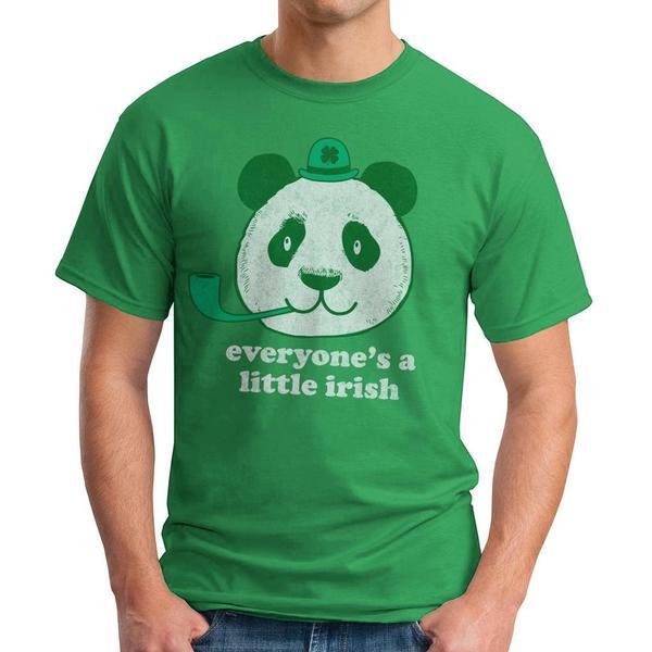 David & Goliath Men's 'A Little Irish' Graphic Tee T-shirt