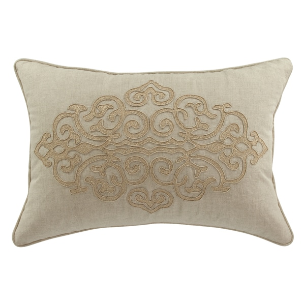 Austin Horn Collection Agra Down-filled Boudoir Pillow