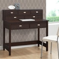 CorLiving Folio Seven-drawer Desk
