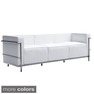 Grand LC3 Leather Sofa