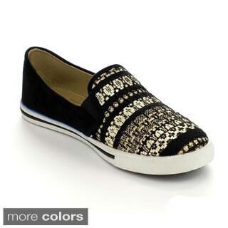 Machi Women's 'Daliah' Slip-on Flats