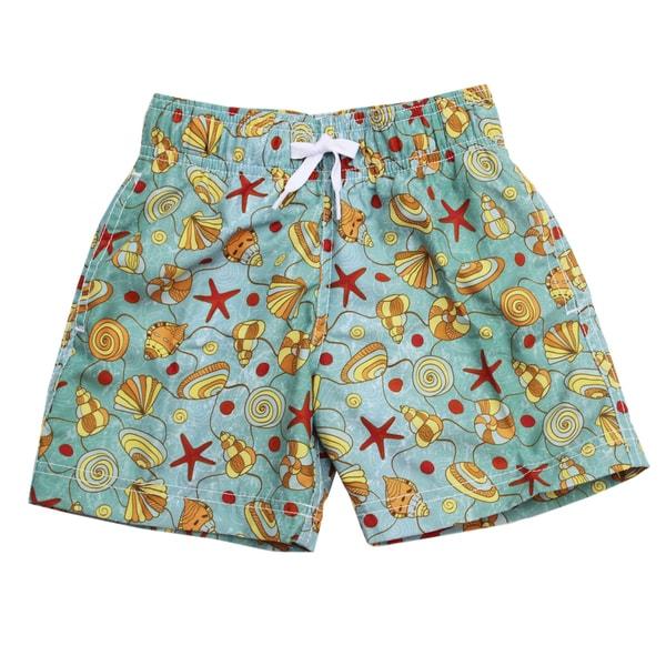 Azul Swimwear Boys' 'Ocean' Swim Shorts