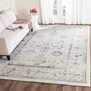Safavieh Porcello Ivory/ Light Grey Rug (9' x 12')
