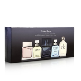 Calvin Klein Fragrances Men's 5-piece Gift Set