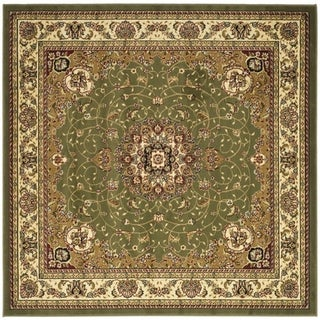 Safavieh Lyndhurst Sage/ Ivory Rug (10' Square)