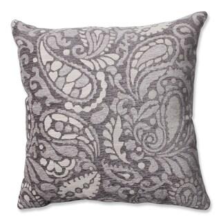 Pillow Perfect Hyde Driftwood Chenille Throw Pillow