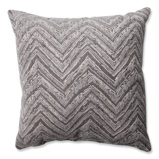 Pillow Perfect Union Driftwood Chenille Throw Pillow