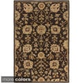 Artistic Weavers Hand-tufted Amble Floral Wool Rug (2' x 3')