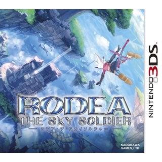 Nintendo 3DS - Rodea The Sky Soldier