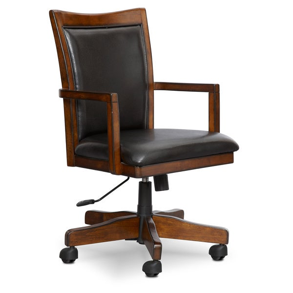 Art Van Arm Chair with Swivel Adj Height