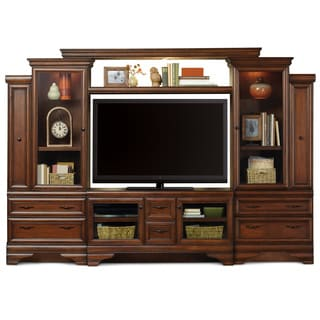 Art Van Sienna Wall with 52-inch Console