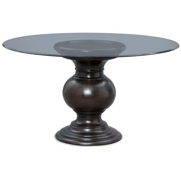 Art Van 54 inch Glass Table with Urn Base 17101691  : Art Van 54 Glass Table w Urn Base bb9b4031 7c9a 475f ae21 dbb6134c61dd600 from www.overstock.com size 600 x 600 jpeg 10kB